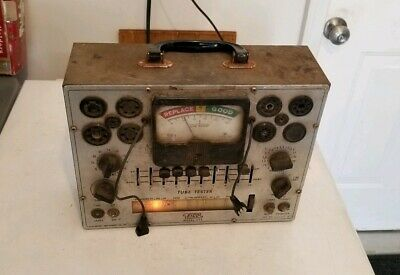 Vintage Eico Model 625 Tube Tester Electronic Instrument Co