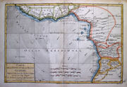 Antique Map Africa