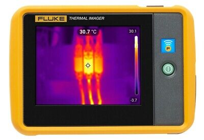 Fluke Pti120-9hz Pocket Thermal Imager 120 X 90 9 Hz