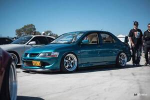 2004 Mitsubishi Evo 8 MR Show car - SUS 8 Canberra City North Canberra Preview