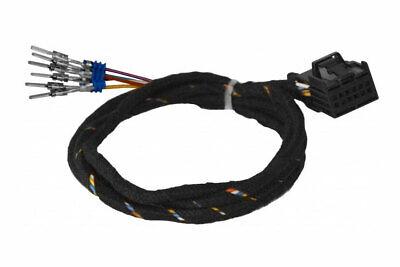 For Vw Golf 5 Original Kufatec Wiring Pdc Sensor Control Unit Park Pilot Rear
