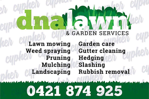DNA lawn, Garden and Landscapes Seaford Morphett Vale Area Preview