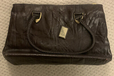 BRAND NEW Hidesign Leather Handbag