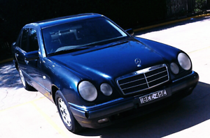 1999 Mercades-Benz E240 w210 Registered Warrawong Wollongong Area Preview