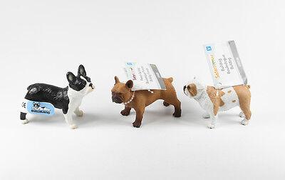 Bully Maskottchen === Bulldogge 3 x Hunde Figuren