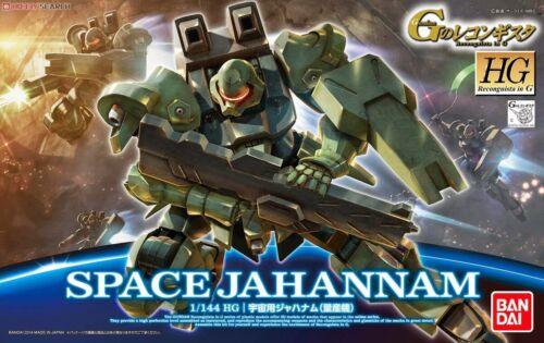 HG 1/144 Space Jahannam (Gundam Reconguista in G) Model Kit Bandai