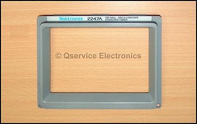 1 Pc Tektronix 426-1765-02 Crt Surrounding Bezel For 2247a Series Oscilloscopes