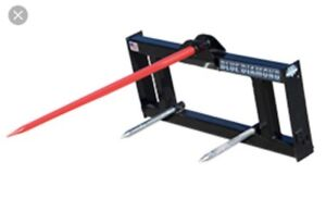 WANTED SKID STEER HAY SPEAR ATTACHMENT