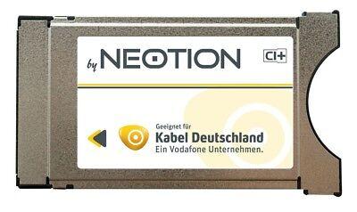 Kabel Deutschland CI+ Modul Vodafone für G09 und G03 SmartCards Neotion CI Plus