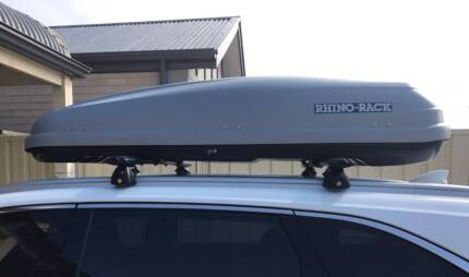 Rhino Rack Roof Pod for hire