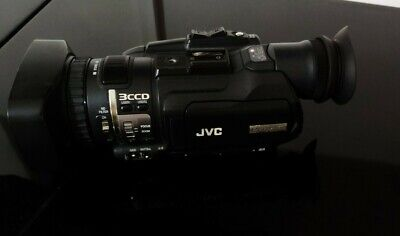 Videocamera professionale JVC Gy hm 100 Fullhd