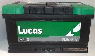 Lucas LP110 Car Battery TYPE 110 FITS - AUDI, BMW, JAGUAR, CHRYSLER, SEAT