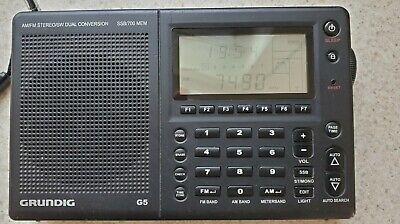 Grundig G5 Shortwave Radio