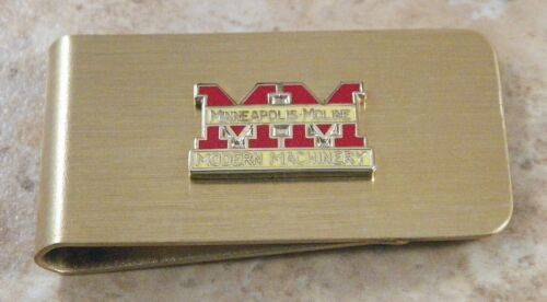 Minneapolis-Moline Money Clip