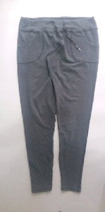 Lululemon Skinny Will Pant Charcoal Size 10 Cotton