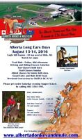 ALBERTA DONKEY AND MULES DAYS