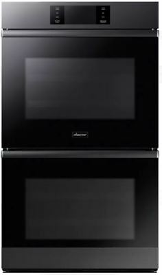 "Dacor Modernist 30"" Graphite Stainless Electric Double Wall Oven DOB30M977DM"