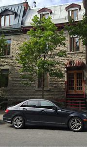 4½ on Aylmer in the hearth of the McGill Ghetto