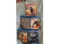 Blu-Ray Bundle 5 films
