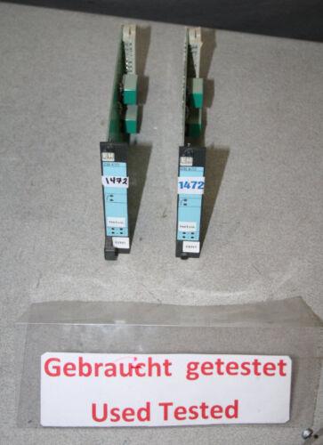 Endress Hauser Eg 470 Netzteilüberwachung ZB470 Tsp 8110