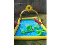 Children's Pool With Net