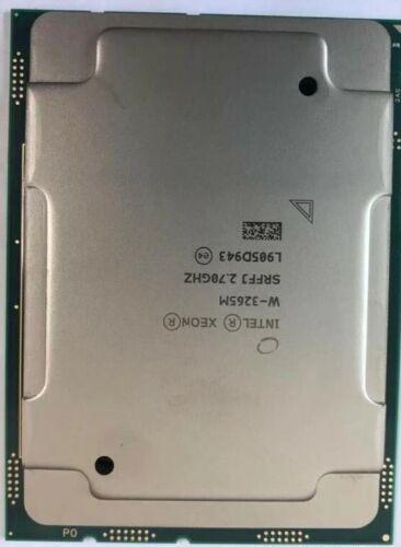 Intel Xeon W-3265M 2.7GHz 24Core 205W LGA3647 CPU Official Not QS/ES MacPro2019