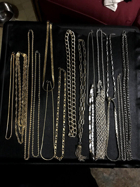 Jewellery - Necklace Chain Selection