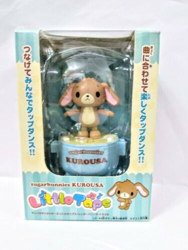 Sanrio Sugar Bunnies Music Dancing figure - Cute Kuro USA sound effect