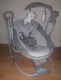 Ingenuity Swing 'n Go Portable Swing (rrp £100)
