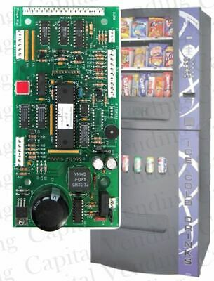 Seaga Hf3500 El250 Combo Vending Snack Soda Machine Control Board