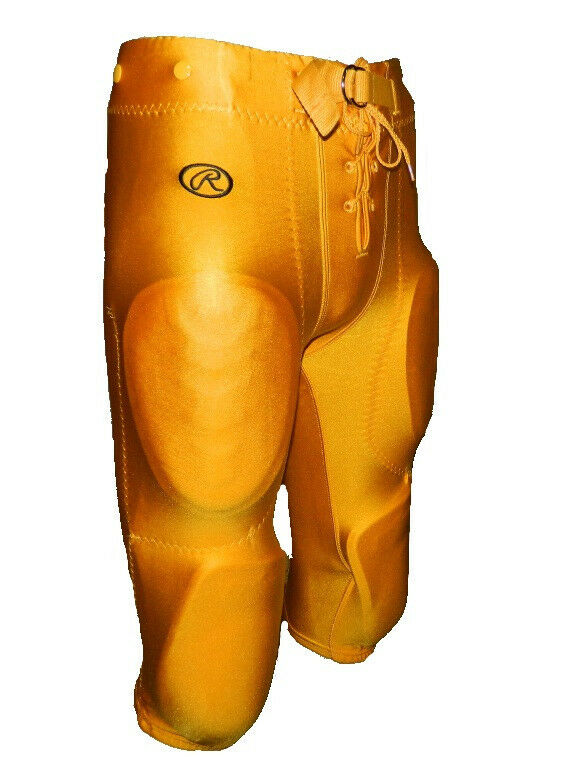 Y201S Reebok RBK Youth Boy/'s Polyester Pique Slotted Football Pants