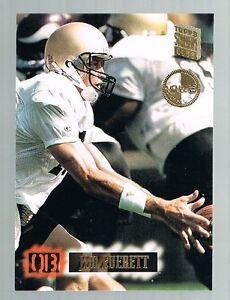 JIM-EVERETT-465-Saints-Purdue-1994-Topps-Stadium-Club-members-only