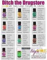Young Living Essential Oils for a Healthier You!