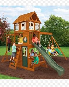 Looking for a Play Structure/Swing Set