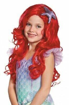 Disney Princesses - Ariel Premium Child Wig - Ariel Premium