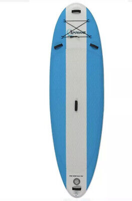 """Prime Paddleboards 9'6"""" Inflatable SUP Package With Stand Up Board"""