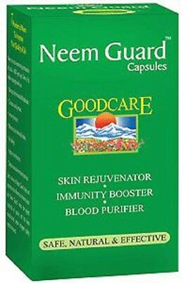 NEEM GUARD CAPSULES GOODCARE PHARMA FOR HEALTH CARE