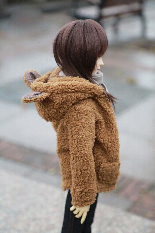 Long Wizard Cloak Outfits Coat For 1//4 17in 44CM BJD MSD AOD DOD Doll LUTS GW