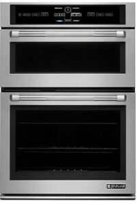 """Jenn-Air Pro Style JMW3430DP Microwave Wall Oven, 30"""" Exterior W"""