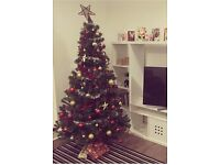Christmas Tree + Decoration for sale!!