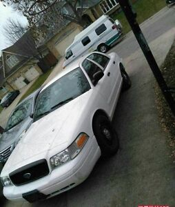2010 Ford Crown Victoria P71 New Safety