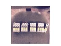 RCB's C10, C16, C20, C32 used for 3 phase machinery, £60.00