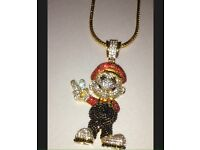 Men's Chain Iced out