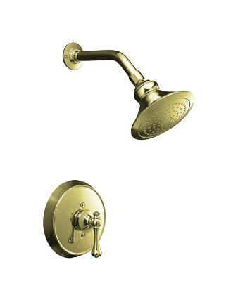 Af Revival Shower Faucet - Kohler K-T16114-4A-AF  * Revival Rite-Temp Pressure-Balancing Shower Faucet Trim