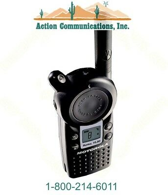 New Motorola Vl50 Uhf464.5-467.9 Mhz 1 Watt 8 Channel Two-way Radio