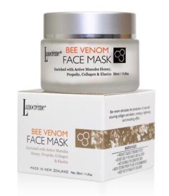 Honey Bee Venom (Lanocreme Lennon honey 🍯 bee venom mask soothing repair mask moisturizing mask)