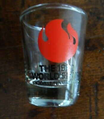 1982 Knoxville TN World's Fair Shot Shooter (Glasses Knoxville Tn)