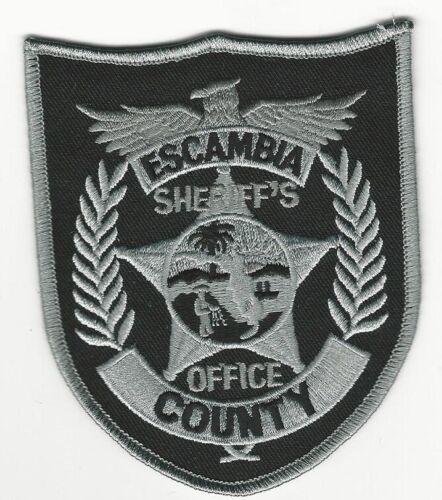 Subdued SWAT SRT Escambia County Sheriff  State Florida FL