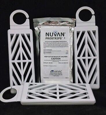Nuvan ProStrips Vapor Pest Control Large size QTY 3