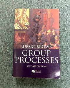 """""""Group Processes"""" Second Edition"""